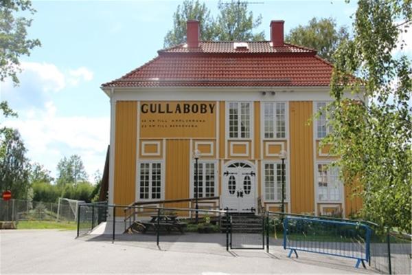 Gullabo Stationshus